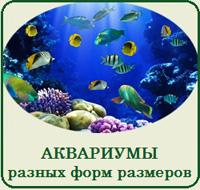 Купить аквариум в Москве